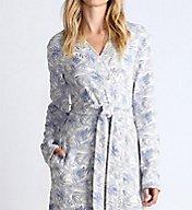 UGG Clio Island Floral Waffle Knit Robe UA5522W