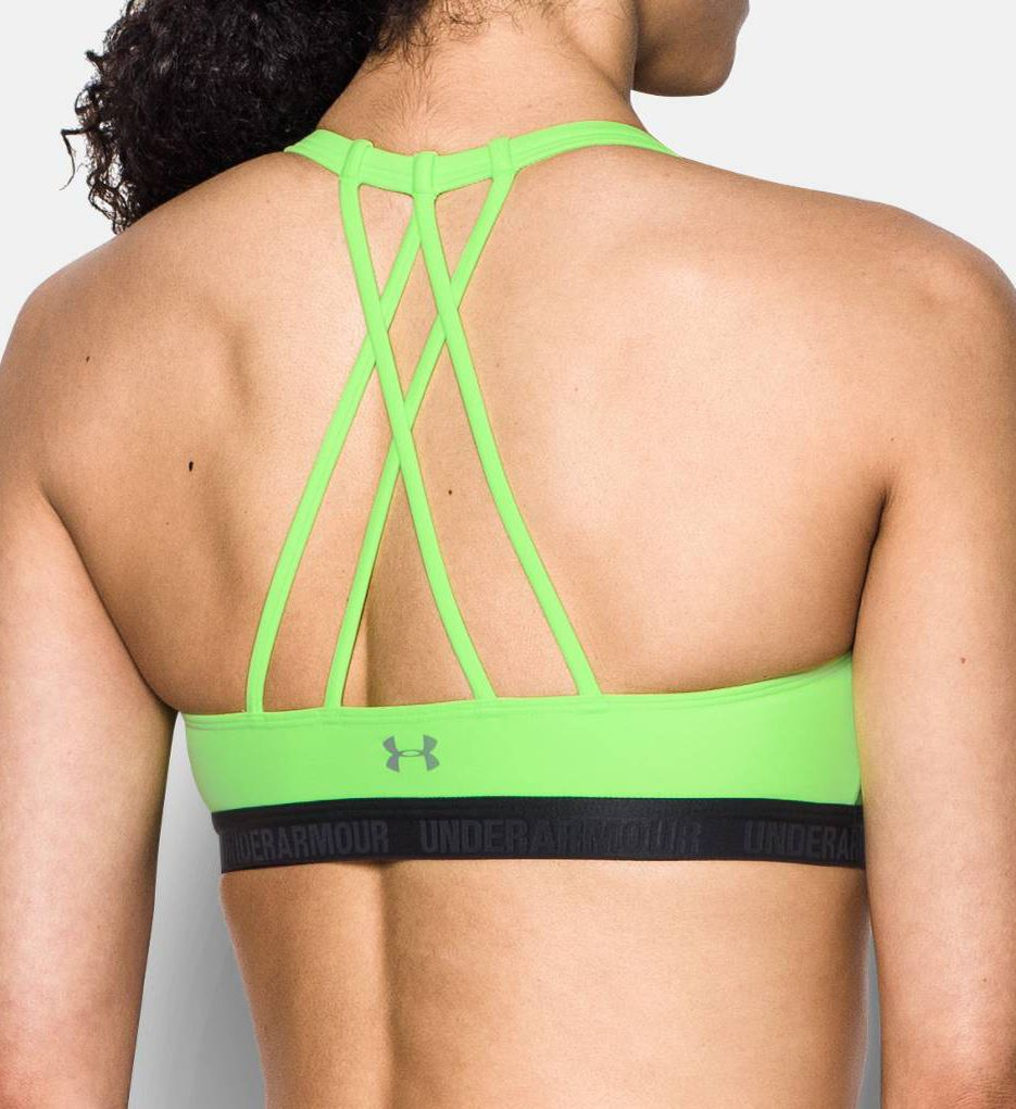 Under Armour Armour Low-Impact Strappy Back Sports Bra 1289445