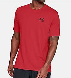 Under Armour Sportstyle Left Chest Tall Man T-Shirt 1326799T