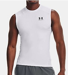 Under Armour Tall Man HeatGear Sleeveless Compression Tank 1361522T