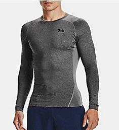 Under Armour Tall Man HeatGear Long Sleeve Compression T-Shirt 1361524T