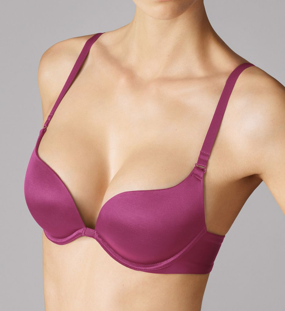 Wolford Sheer Touch Convertible Push-Up Bra 69621